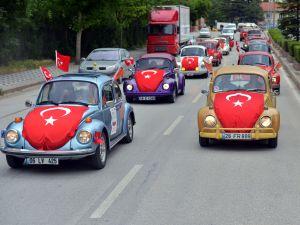 """Bakırköy'de """"Vosvos Yarışları"""" düzenlendi"""