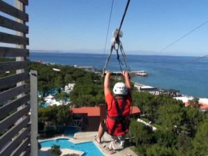 Tatilde adrenalinin adresi Antalya!