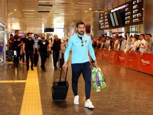 A Milli Takım'da sadece 5 futbolcu döndü!