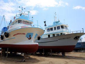 Balıkçıların yeni sezon telaşı