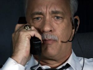 Hanks ve Eastwood'dan SULLY fragmanı