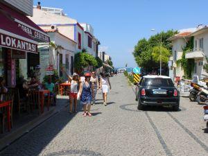 Tatil merkezlerinde bayram yoğunluğu