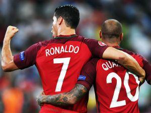 Portekiz'in Quaresma'sı yeter!