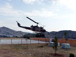 Tunceli'deki çatışma kamerada