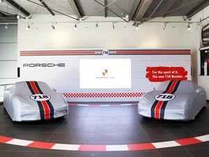 Porsche yeni modellerini tanıttı