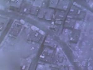 'Fırat Kalkanı' operasyonunun havadan görüntüleri
