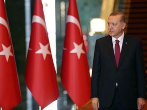 Cumhurbaşkanı Erdoğan tebrikleri kabul etti
