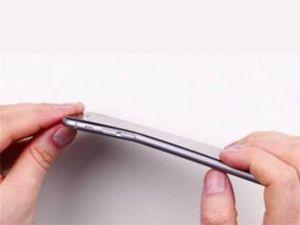 iPhone 6 bükülüyor mu?
