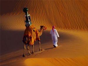 Google Arabistan çöllerini deveyle gezdiriyor