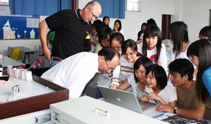 Teknoloji ile eğitim lideri Çin olacak