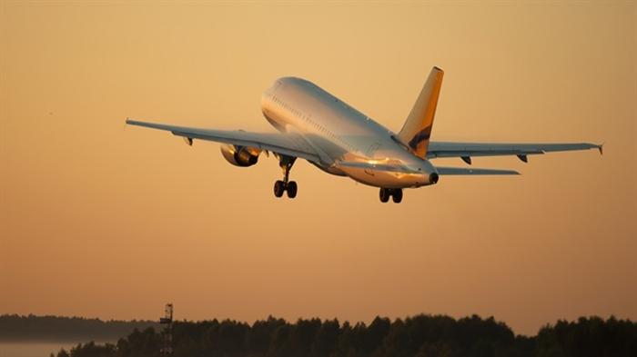 Havayolu trafiğinde 7 ayın en güçlü artışı