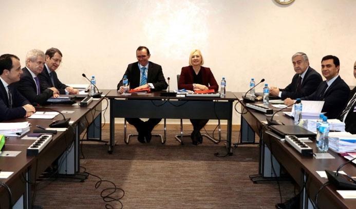 Kıbrıs için 18 Ocak'ta uzmanlar görüşecek