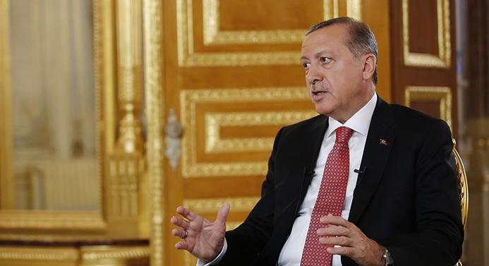 Erdoğan'dan yurt dışındaki vatandaşlara çağrı