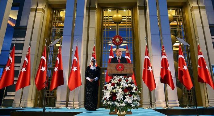 Erdoğan: 2'nci çeyrekte yüzde 7 büyüme bekliyoruz