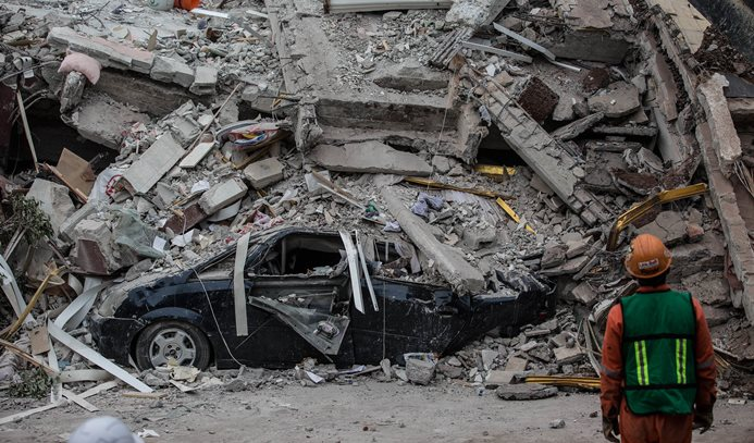 Meksika'da 6 1 büyüklüğünde deprem