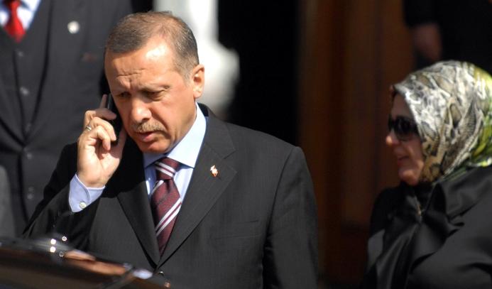 Erdoğan'dan referandum öncesi kritik görüşme