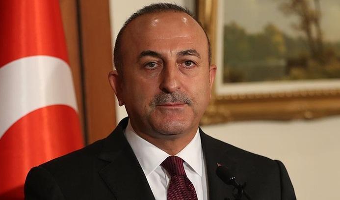 Çavuşoğlu, Irak Başbakanı İbadi ile bir araya geldi