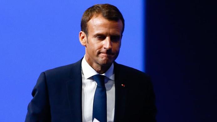 Macron'un Özel Kalem Müdür Yardımcısı'na soruşturma