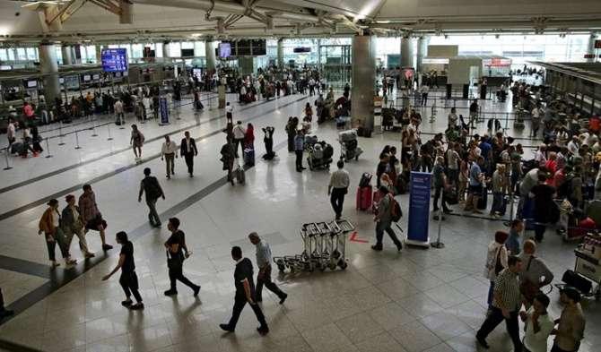 İstanbul havalimanları 8 ayda 27 milyon yolcuya ev sahipliği yaptı