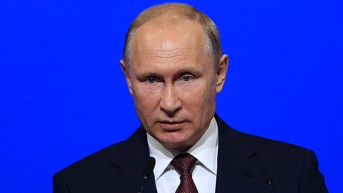 Putin: Rusya'yı hipersonik silah geliştirmeye ABD zorladı